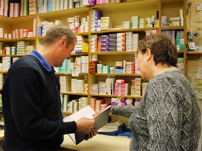 Doctors Accounts in Wigan